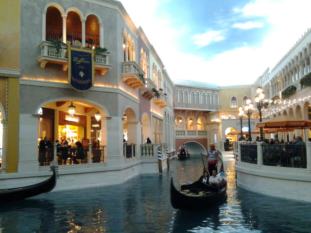 Grande Canal Shops at The Venetian Las Vegas