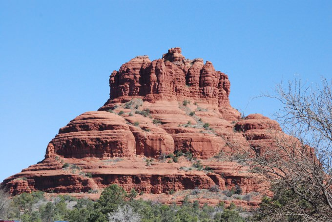 Bell Rock in Sedona