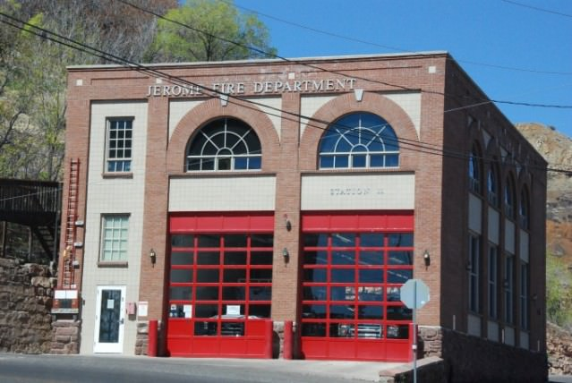 Jerome Fire Department