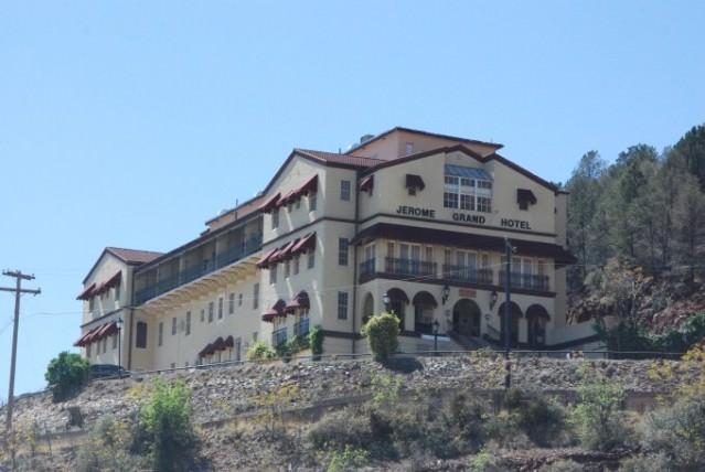 Grand Hotel in Jerome