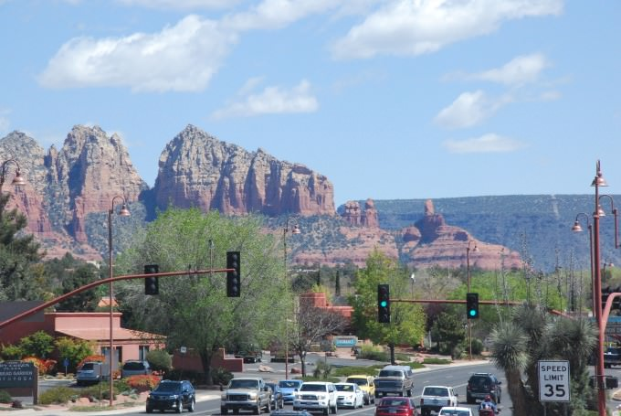Snapshots of Sedona, Arizona