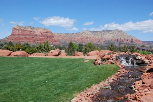 Sedona Golf Resort in Arizona