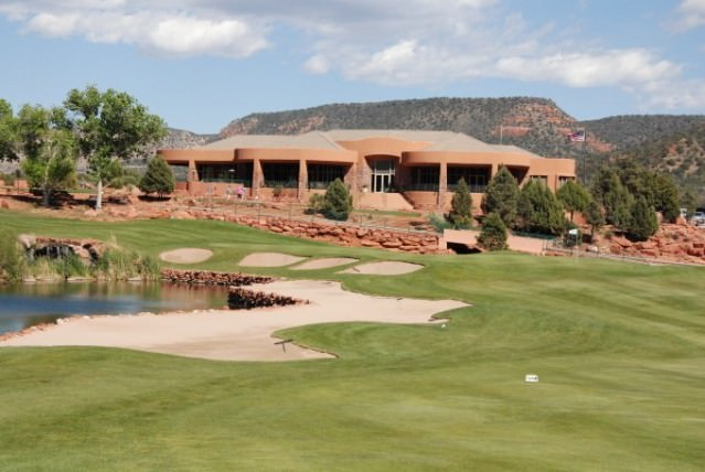 Sedona Golf Resort Clubhouse