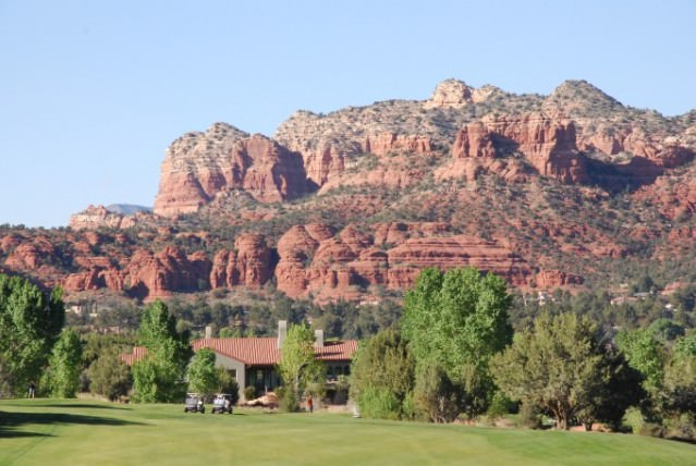 Views from Sedona Golf Resort