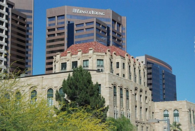 Maricopa County Courthouse in Downtown Phoenix