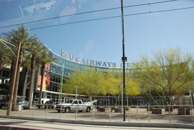 US Airways Center in Tempe