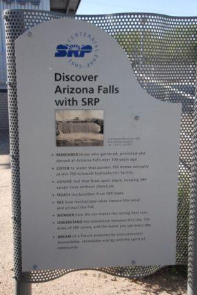 Arizona Falls SRP