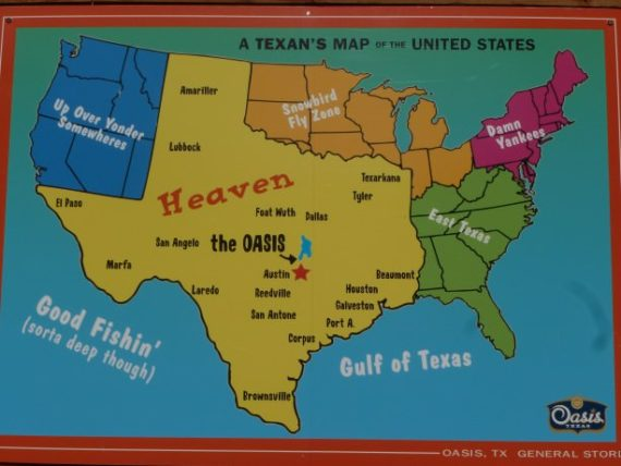 Texas Sized