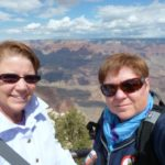Jill and Viv visit Grand Canyon National Park
