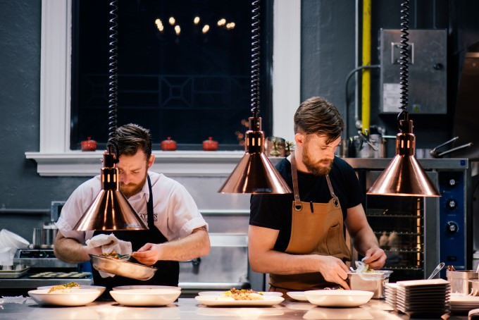 Ayden Kitchen & Bar - Nathan Guggenheimer and Dale MacKay
