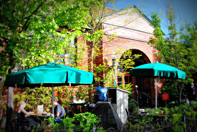 McMenamins Old St. Francis Pub and Brewery in Bend, Oregon
