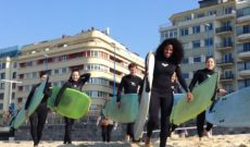 Travel Spain – Surfing in San Sebastián