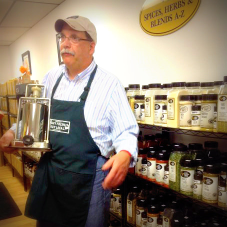 Con Yeager Spice Company - Owner Rodney Schafer