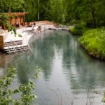 Wish You Were Here – Postcard From Liard River Hotsprings