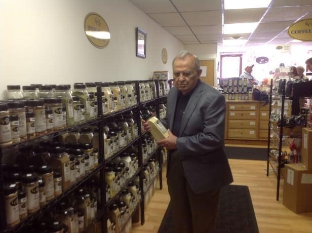 Con Yeager Spice Company in Evans City, Pennsylvania