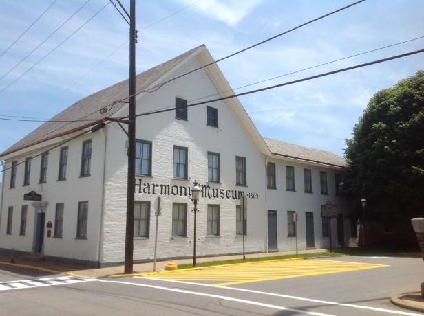 Harmony Museum in Butler County, Pennsylvania