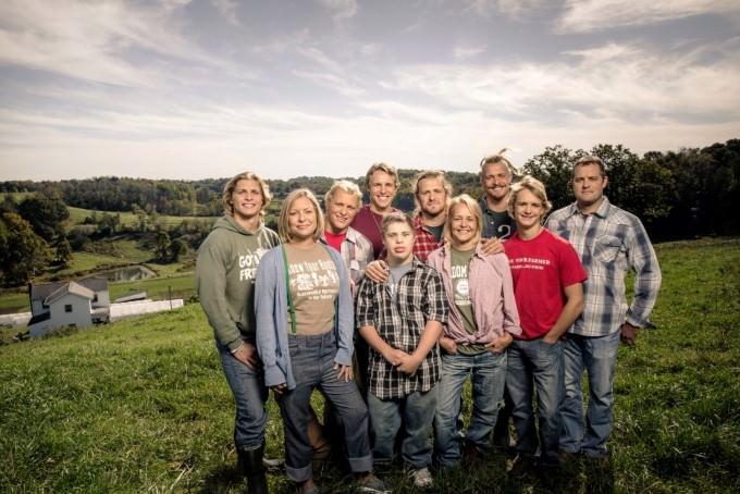 Freedom Farms in Butler, Pennsylvania - The King Family