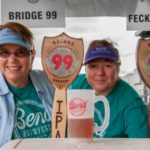 Jill and Viv at Bend BrewFest 2014 - Photo by Bend Brew Daddy