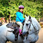 Jada Riding Monty at The Hills Health Ranch