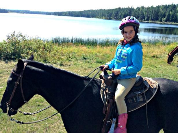 Jada and Raven at Succour Lake