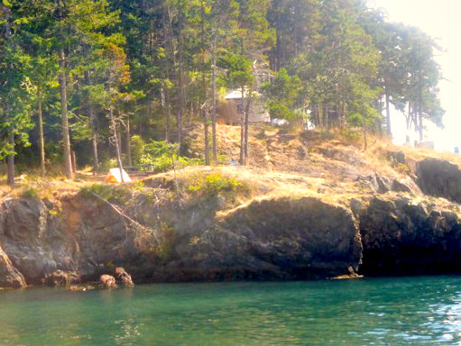 Visiting Doe Bay Resort on Orcas Island