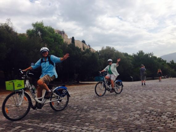 Solebike ebike Tours in Athens