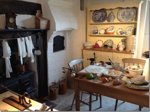 Exhibition at the Tudor House Museum in Southampton