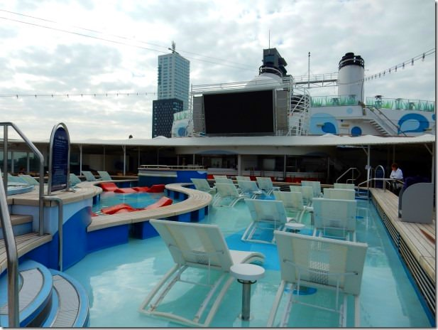 Holland America ms Rotterdam - The Retreat
