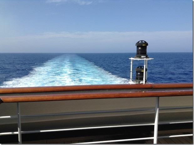 Sea Day Between Piraeus and Ashdod