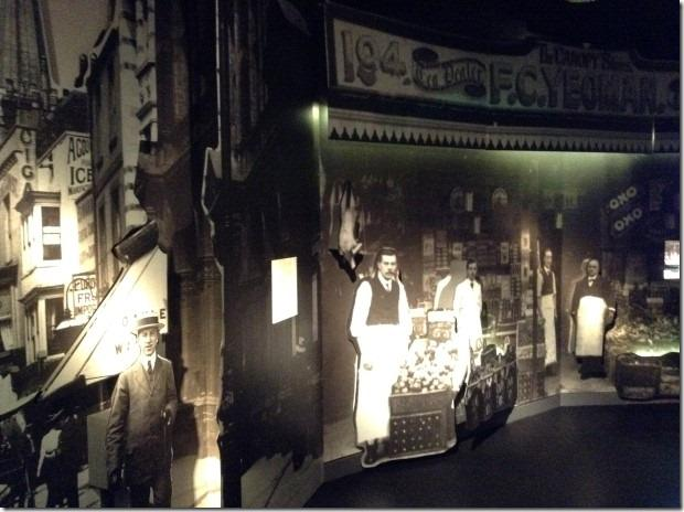 SeaCity Museum Titanic Story