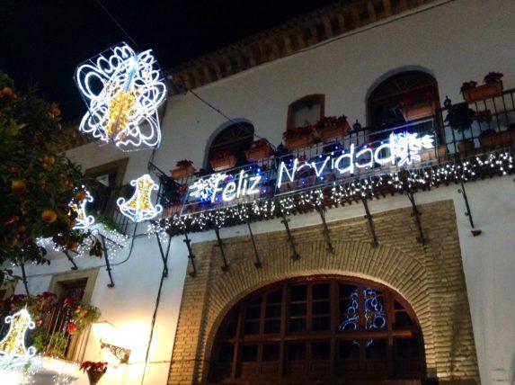 Feliz Navidad from Marbella, Spain