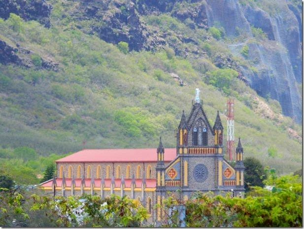 Deliverance Church in Saint-Denis, Reunion
