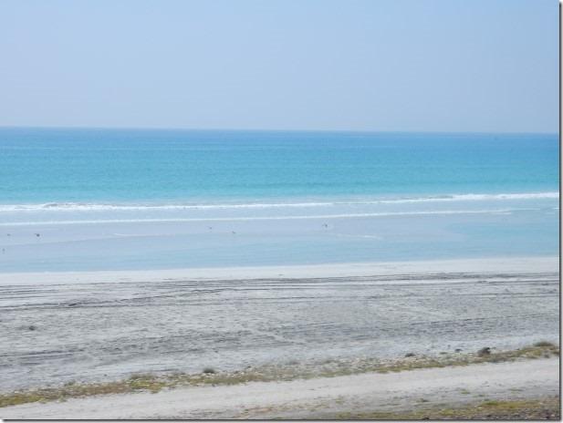 Fine Silver Sand at Mughsail Beach