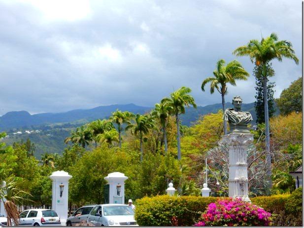 Jardin de l'Etat on Reunion Island
