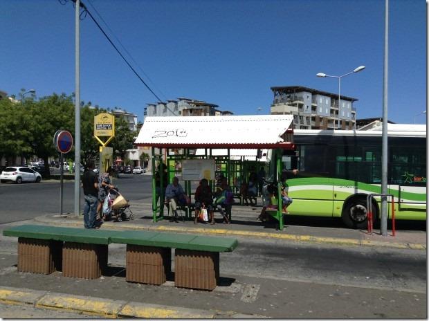 Le Port Bus Station
