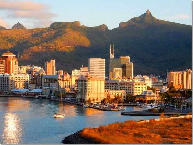 Day 39 Port Louis Mauritius With Holland America