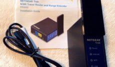 Netgear Trek N300 Travel Router and Range Extender Review
