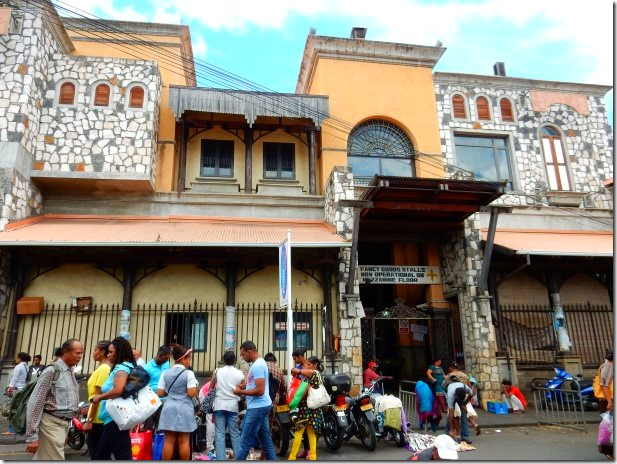 Port Louis old town