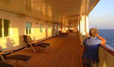 Day 23: Sea Day 3 – Sailing to Salalah, Oman with Holland America