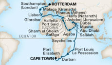 Holland America Line Africa Explorer Cruise Facts & Itinerary