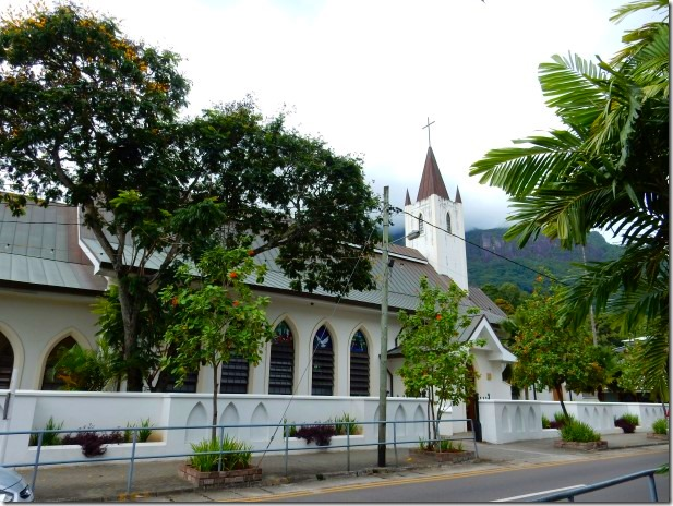 Saint Paul's Cathedral in Victoria, Seychelles