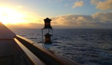Day 37: Sea Day 1 – Sailing from Seychelles to Mauritius with Holland America