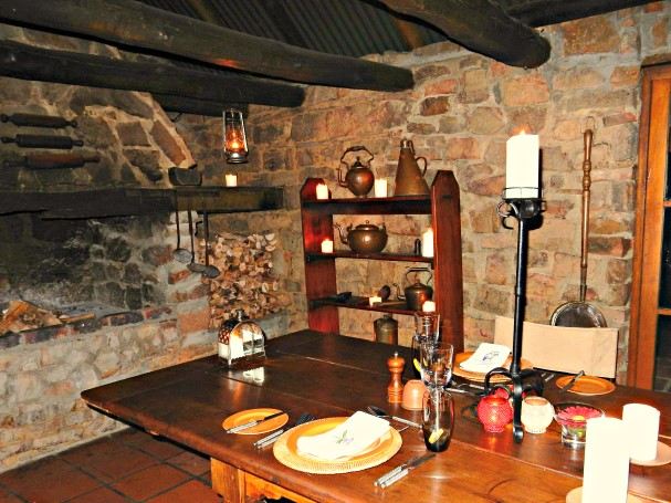 Bushmans Kloof Kadoro Shepherd's Cottage