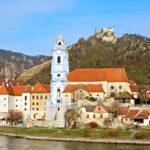 Dürnstein on the Danube in Austria