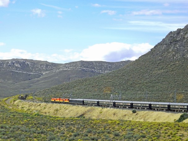 Rovos Rail Pride of Africa Luxury Train