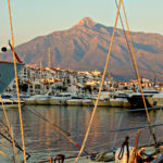 Puerto Banus Winter Sunset