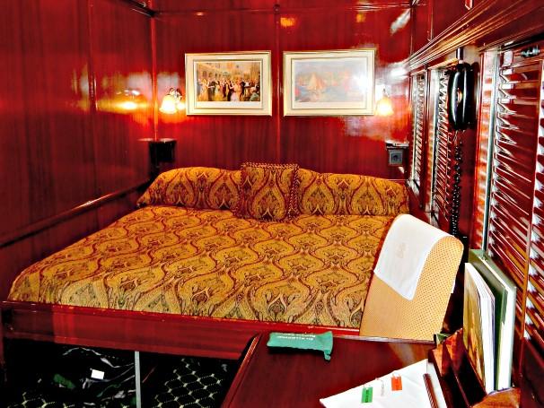 Rovos Rail Impala Suite