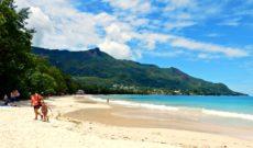 Beau Vallon Beach, Mahé Island, Seychelles