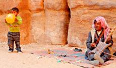 People Watching at Petra