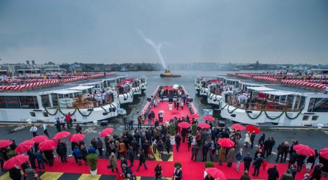 Viking River Cruises Christening 2015 - courtesy of Viking River Cruises